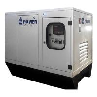 Дизельный генератор G-Pover, 12кВт(220В)