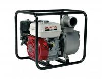 Мотопомпа бензиновая для слабозагрязненной воды, 600 л/мин